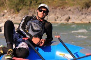Raftingguide