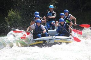 Wildwasser Bayern