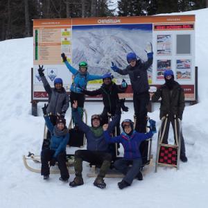 Wintersport Lenggries
