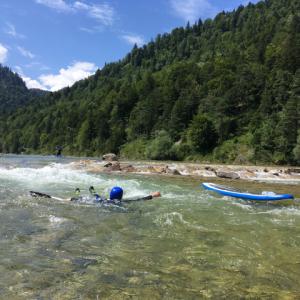 Isar Wildwasserspaß
