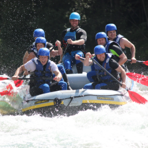 Rafting Isar, Lenggries