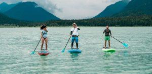 Bergsee Wassersport Lenggries