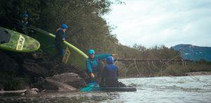 Wildwasser Tour Lenggries