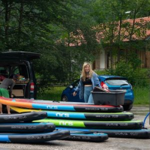 Sylvensteinsee Stand Up Paddling