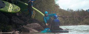Isar SUP Wildwassertour
